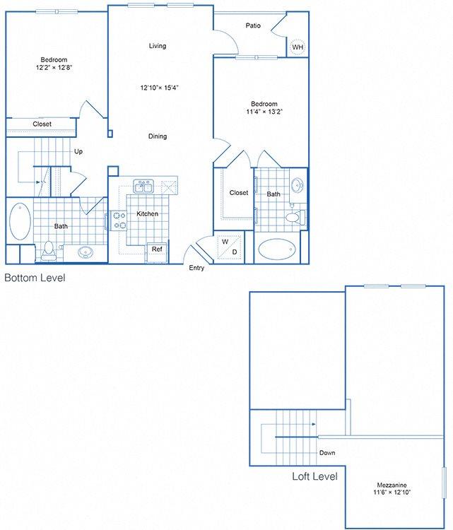 B2M Floor Plan 11