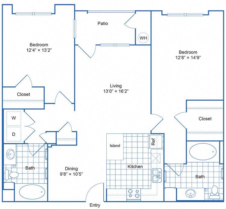 B3 Floor Plan 13
