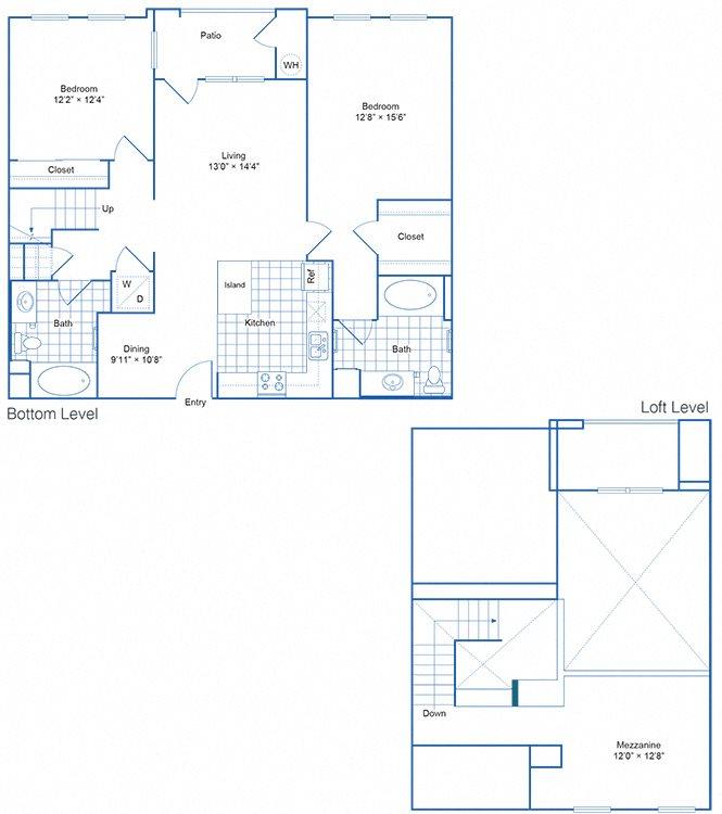 B3M Floor Plan 14