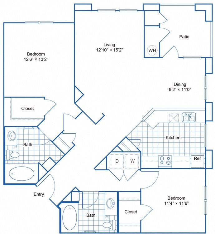 B4 Floor Plan 15