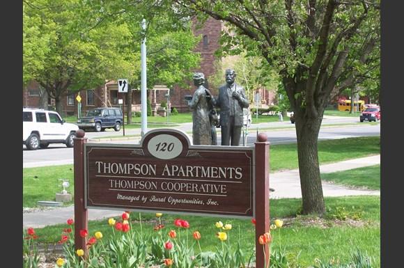 Thompson Senior Apartments 120 North Main Street Canandaigua Ny Rentcafe