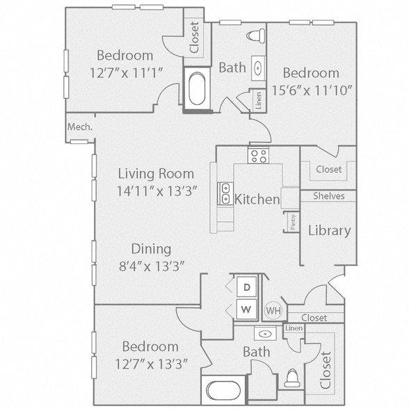 C2 Floor Plan 12