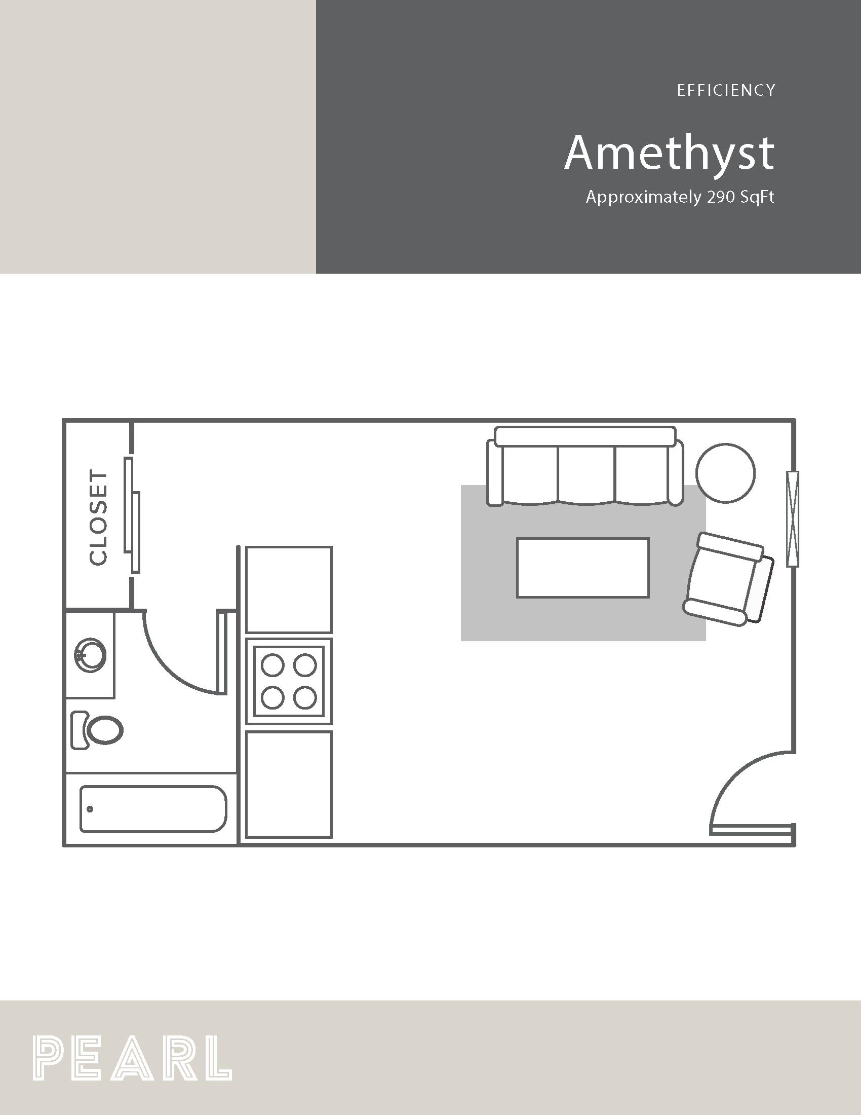 Amethyst Floor Plan 4