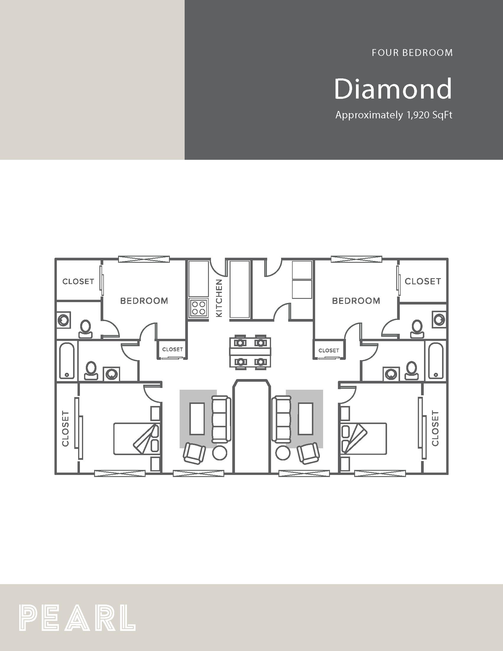 Diamond Floor Plan 21