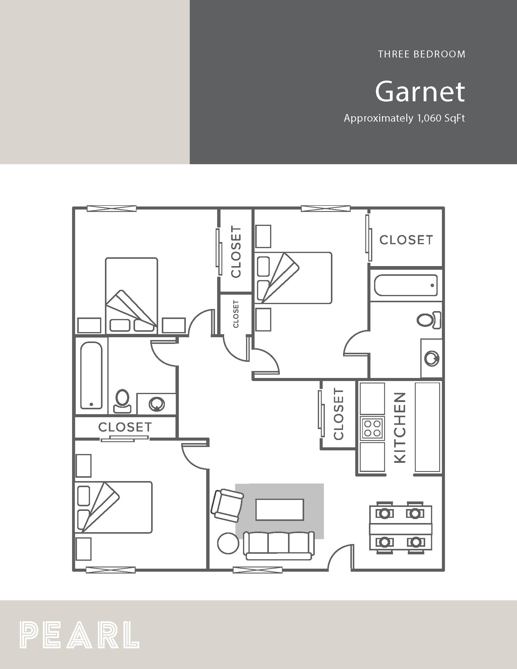 Garnet Floor Plan 18