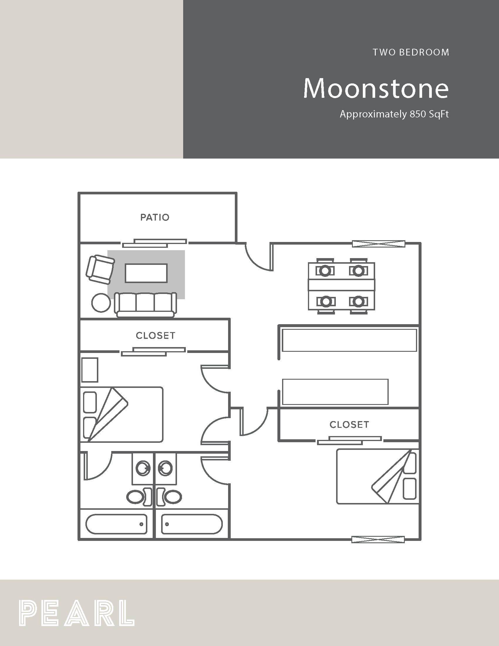 Moonstone Floor Plan 13