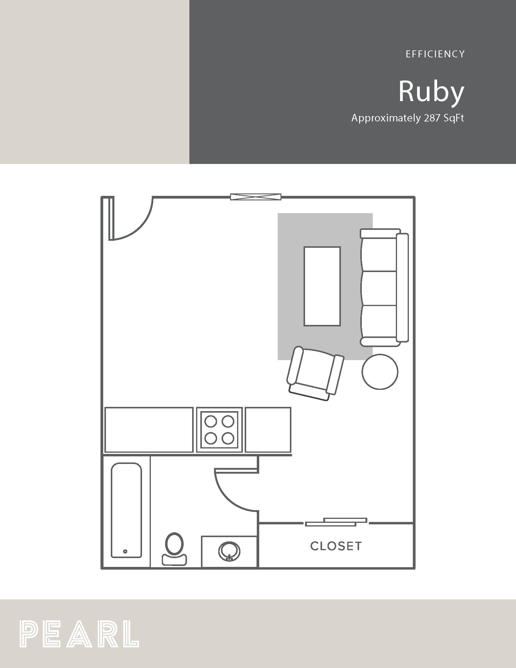 Ruby Floor Plan 1