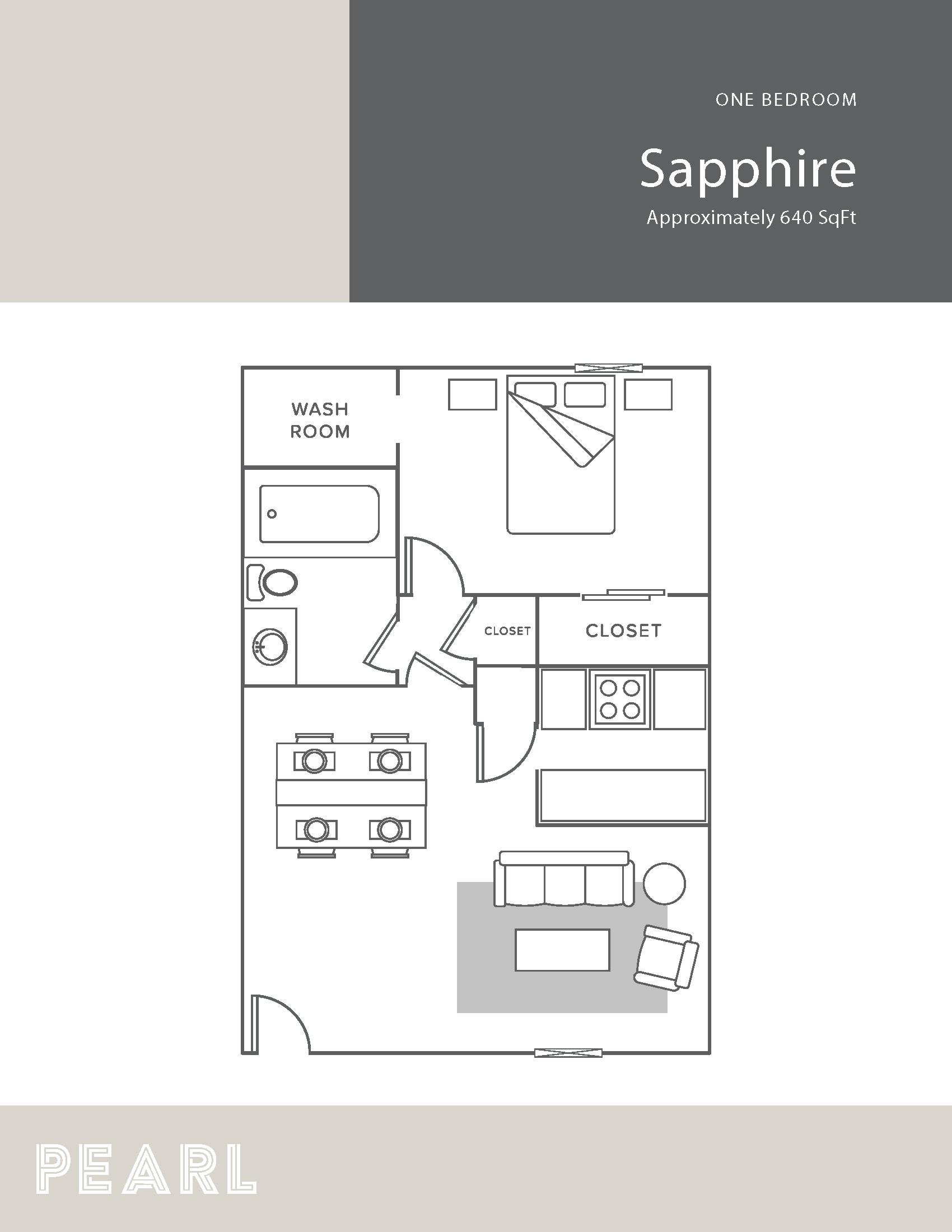 Sapphire Floor Plan 7