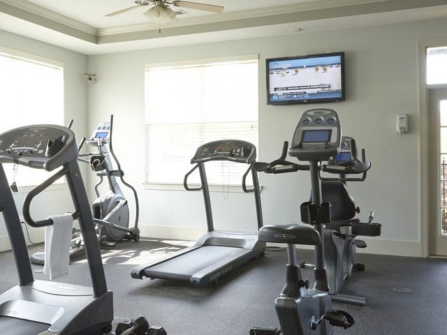 Cardio Equipment at STONEGATE, Birmingham, Alabama