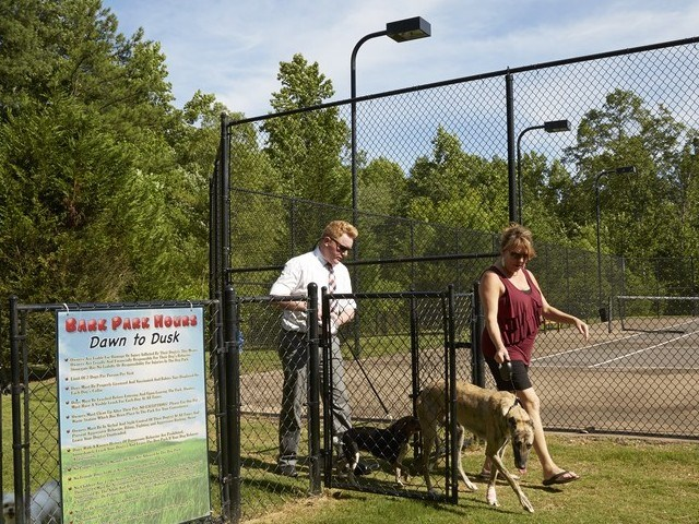 Dog Park at STONEGATE, Alabama, 35211