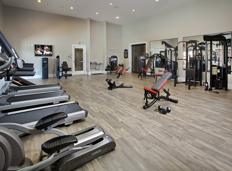 24-Hour Fitness Center at Century Deerwood Park, Jacksonville, FL