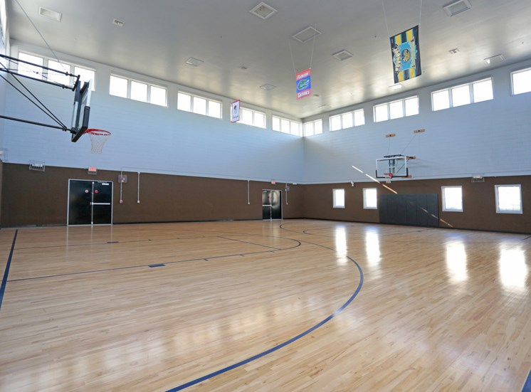 Climate Controlled Sport Court at Century Deerwood Park, Jacksonville, 32216