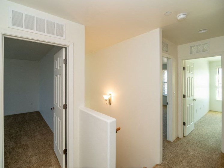 hallway at Coronado Commons and Villas in Sierra Vista AZ