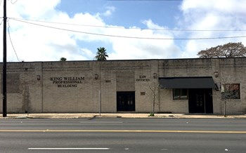 King William Professional Building Studio Apartment for Rent Photo Gallery 1