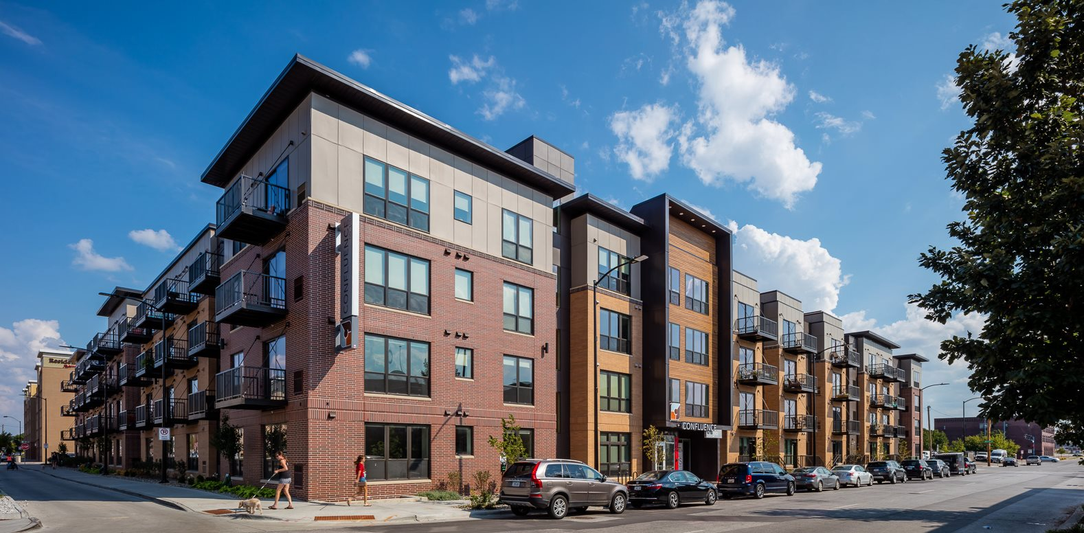 Photo Gallery For Confluence On 3rd Apartments In Des Moines Ia