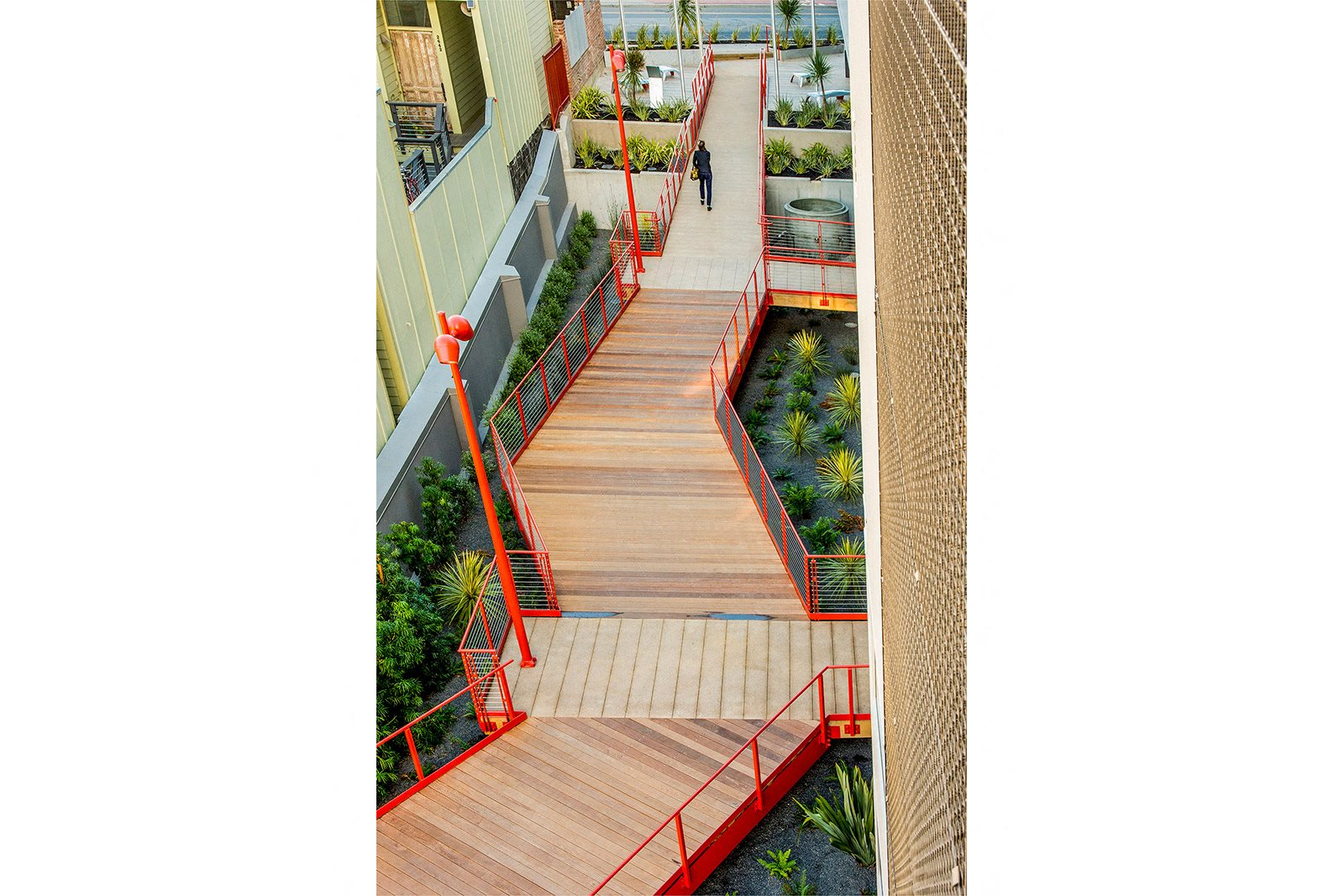 Amenities-The outdoor boardwalk is perfect for an afternoon stroll