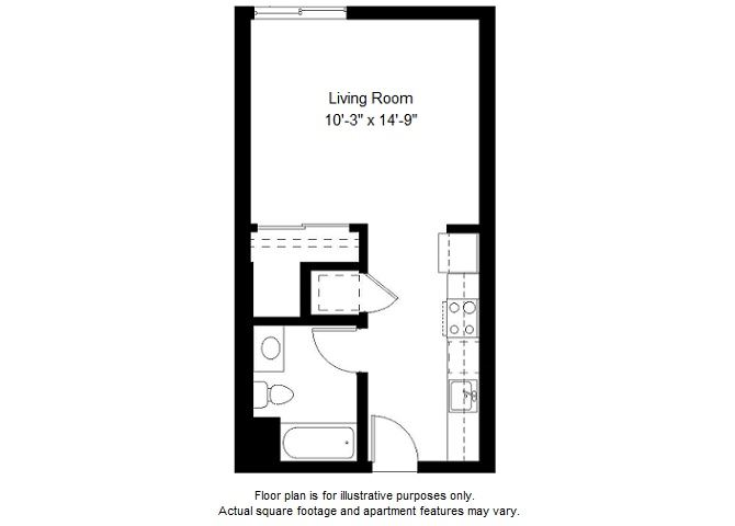 Floor Plans at Windsor at Dogpatch