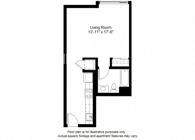 S7 floor plan at Windsor at Dogpatch, 2660 3rd Street, 94107