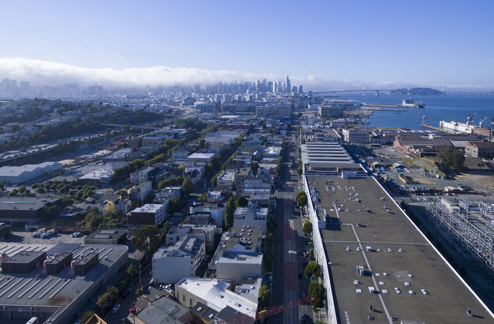 Dogpatch Neighborhood