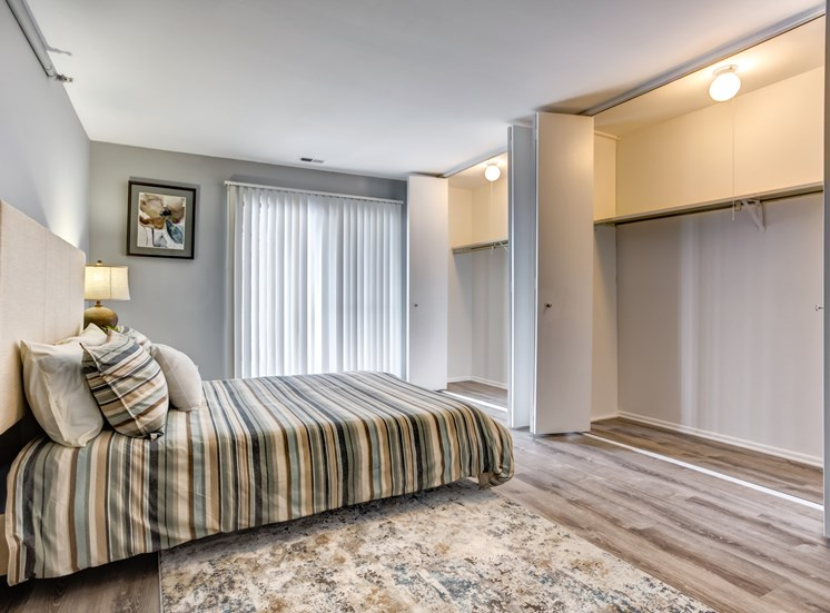 Lavish Bedroom With Ample Storage