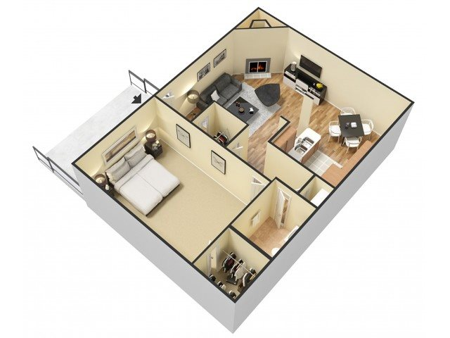 Broad Premium Floor Plan 2