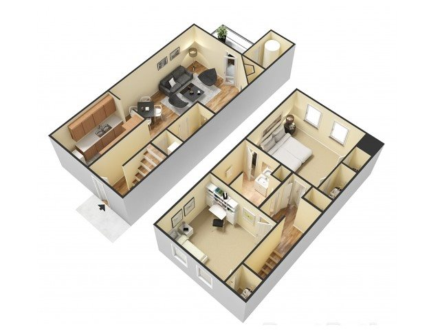 Carriage Premium Floor Plan 3
