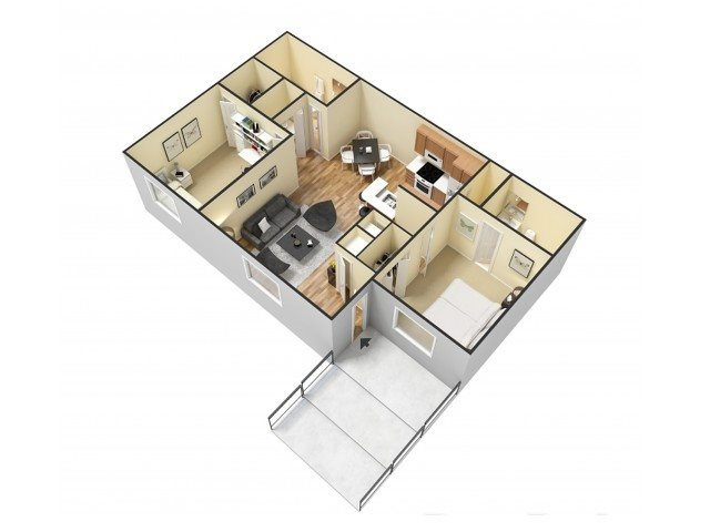 King Premium Floor Plan 5