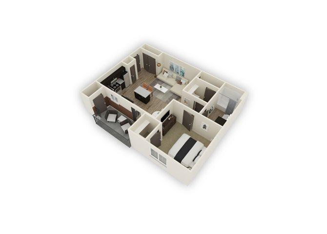 Haven floor plan
