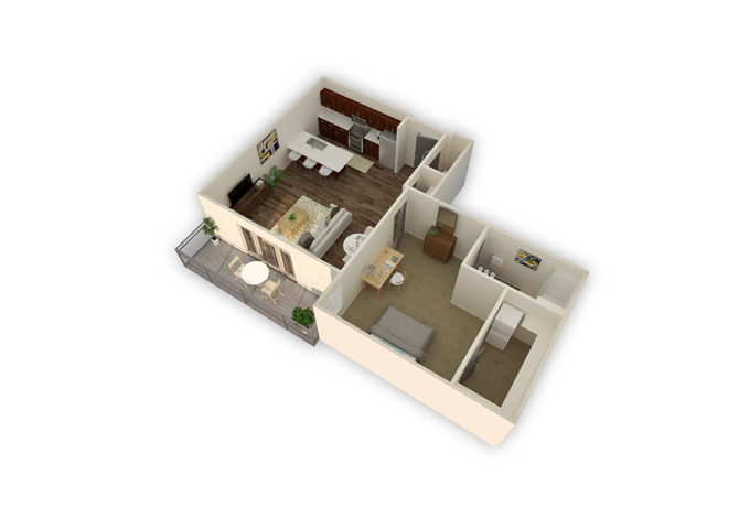 Meridian floor plan