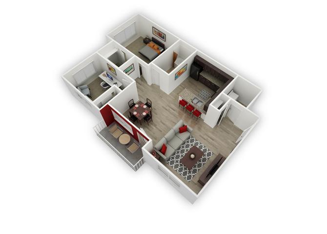 Lemhi floor plan