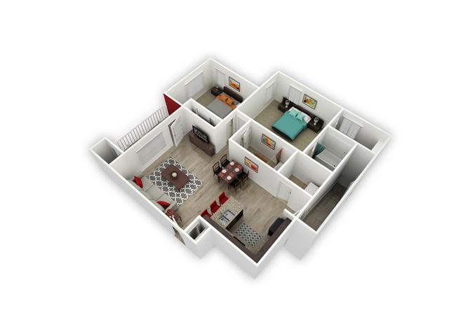 Selkirk floor plan
