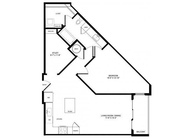 A7-ALT 3 floor plan.
