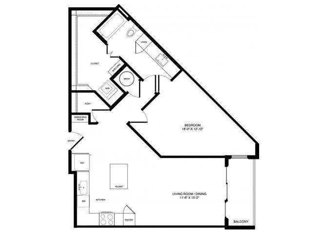 A7-ALT floor plan.