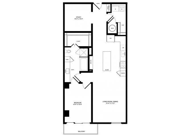 A7-ALT 2 floor plan.
