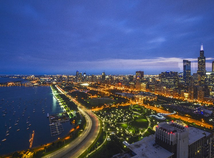North Harbor Tower Chicago Apartments for Rent