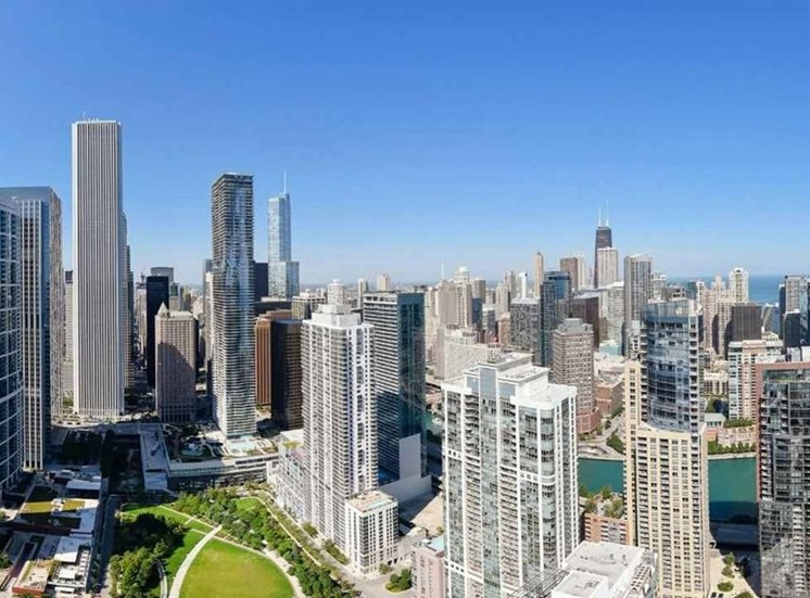 North Harbor Tower Chicago Apartments for Rent Lakeshore East