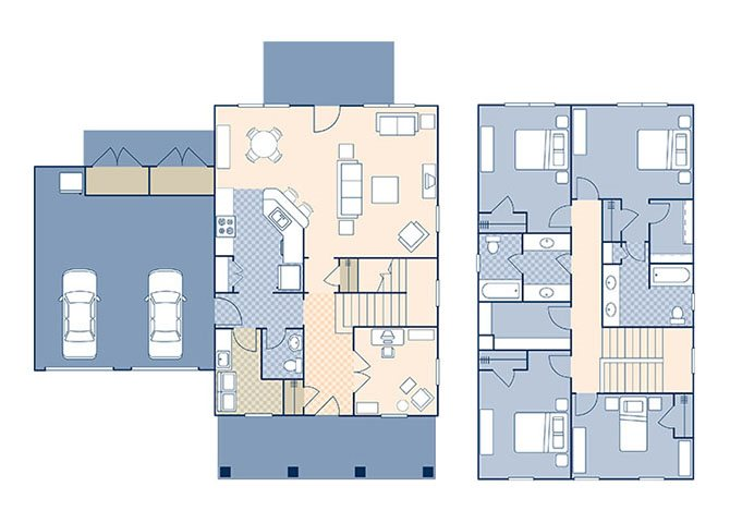 Eastside 1840 Floor Plan 14