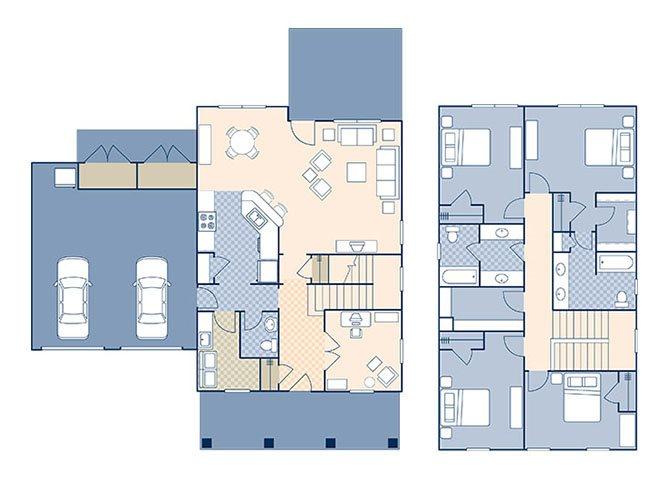 Eastside 1954 Floor Plan 17
