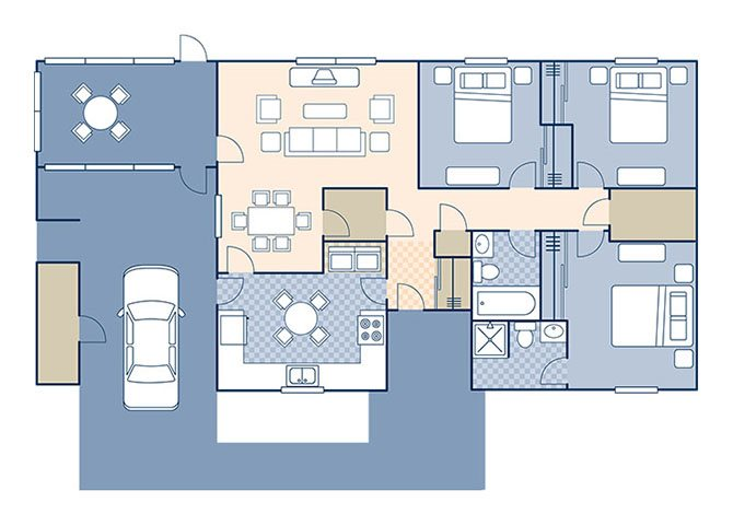 MenRiv A 1276 Floor Plan 2