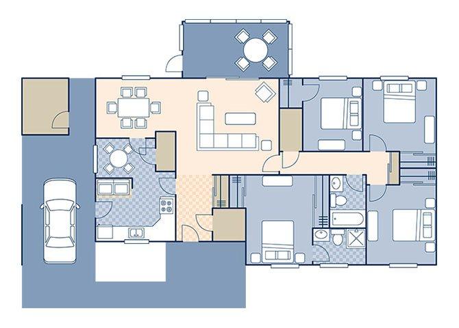 MenRiv B 1339 Floor Plan 6