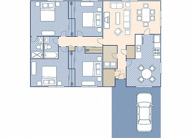 MenRiv B 1508 Floor Plan 7