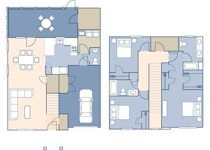 Patriots Point 1701 Floor Plan 2