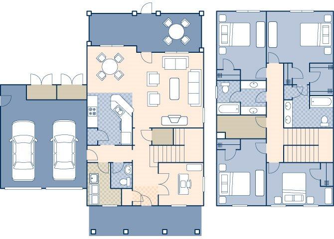 Patriots Point 1840 Floor Plan 6