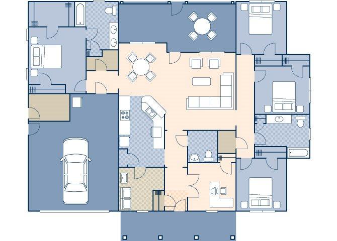 Patriots Point 2164 Floor Plan 9