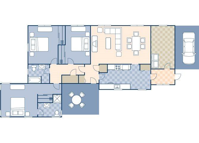 River Oaks 1500 Floor Plan 4