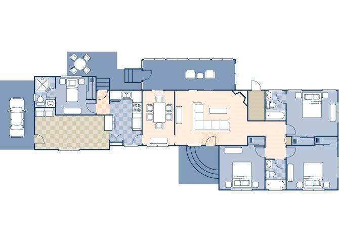 River Oaks 2130 Floor Plan 12