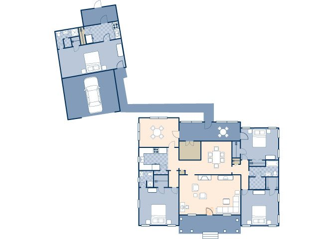 Captains Row 2945 Floor Plan 3