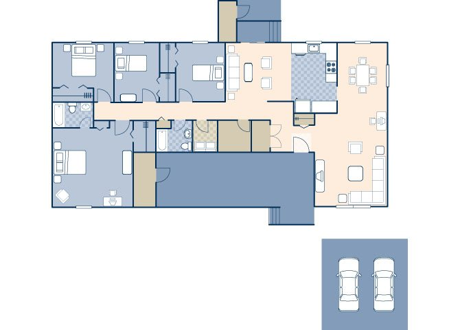 Carswell 1690 Floor Plan 5