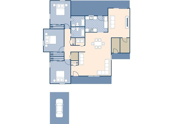 Nimitz 1239 Floor Plan 8
