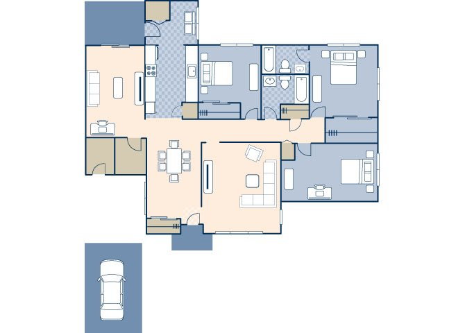 Nimitz 1353 Floor Plan 10